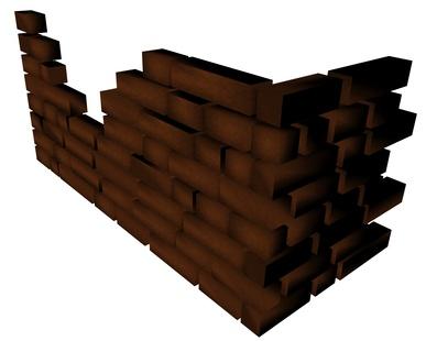 comment bien construire un muret du bricolage. Black Bedroom Furniture Sets. Home Design Ideas